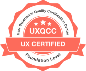UXQCC - Certifications - CPUE Foundation Level